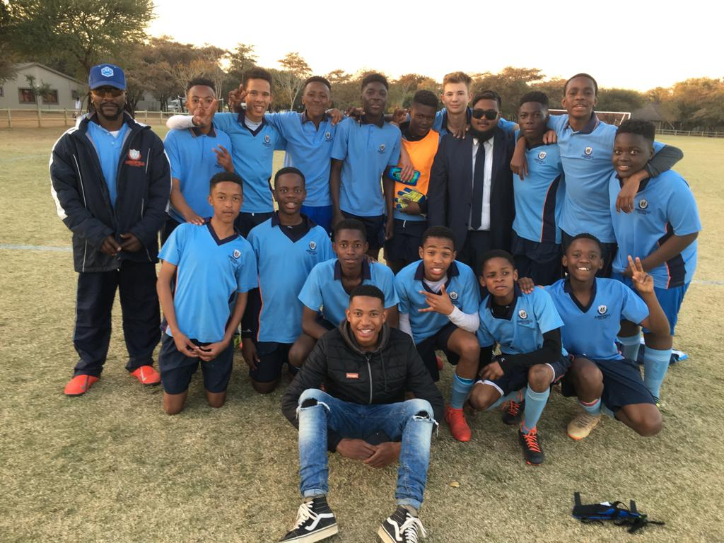 1st Soccer camp